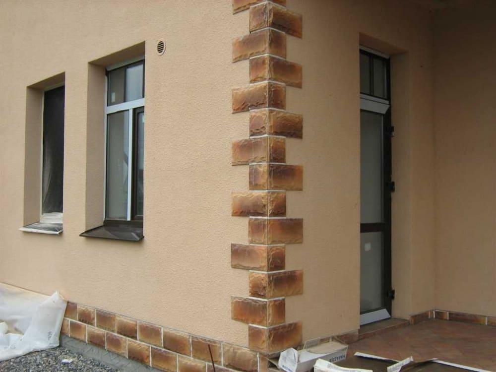 Декоративная штукатурка - лучшие красивые варианты отделки стен в интерьере 076