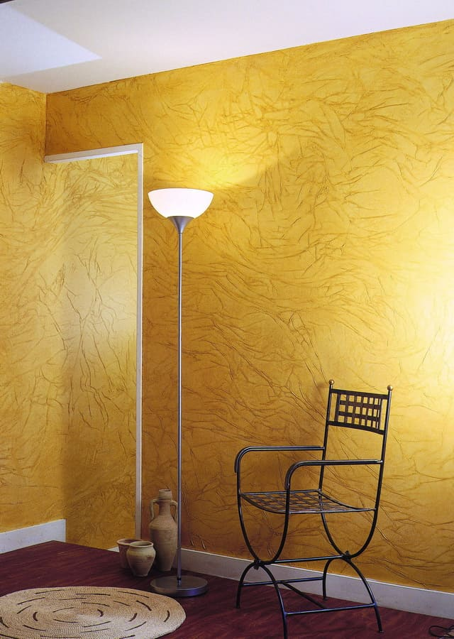 Декоративная штукатурка - лучшие красивые варианты отделки стен в интерьере 080