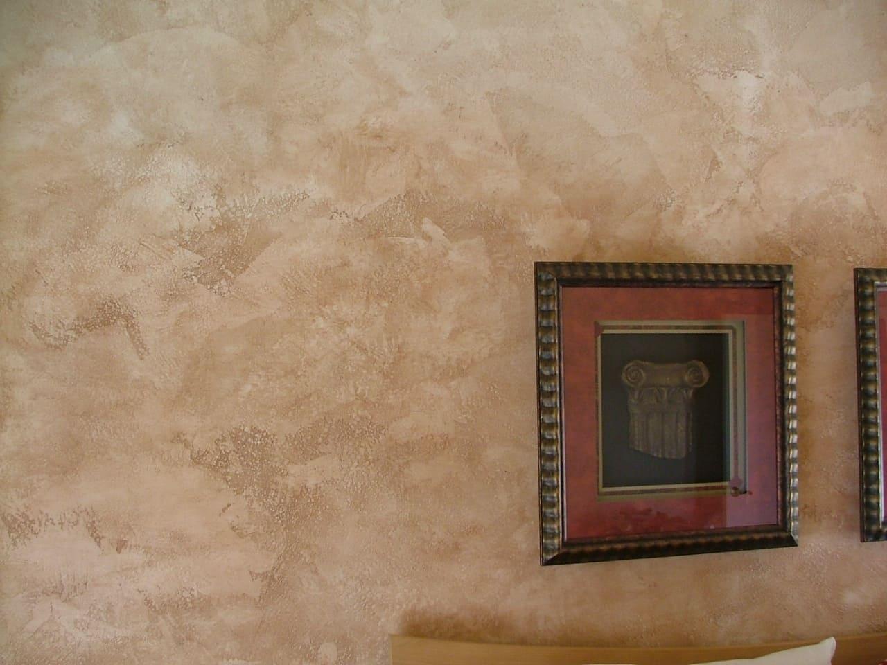 Декоративная штукатурка - лучшие красивые варианты отделки стен в интерьере 100