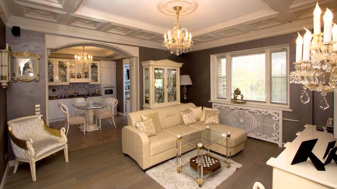 Декоративная штукатурка - лучшие красивые варианты отделки стен в интерьере 105
