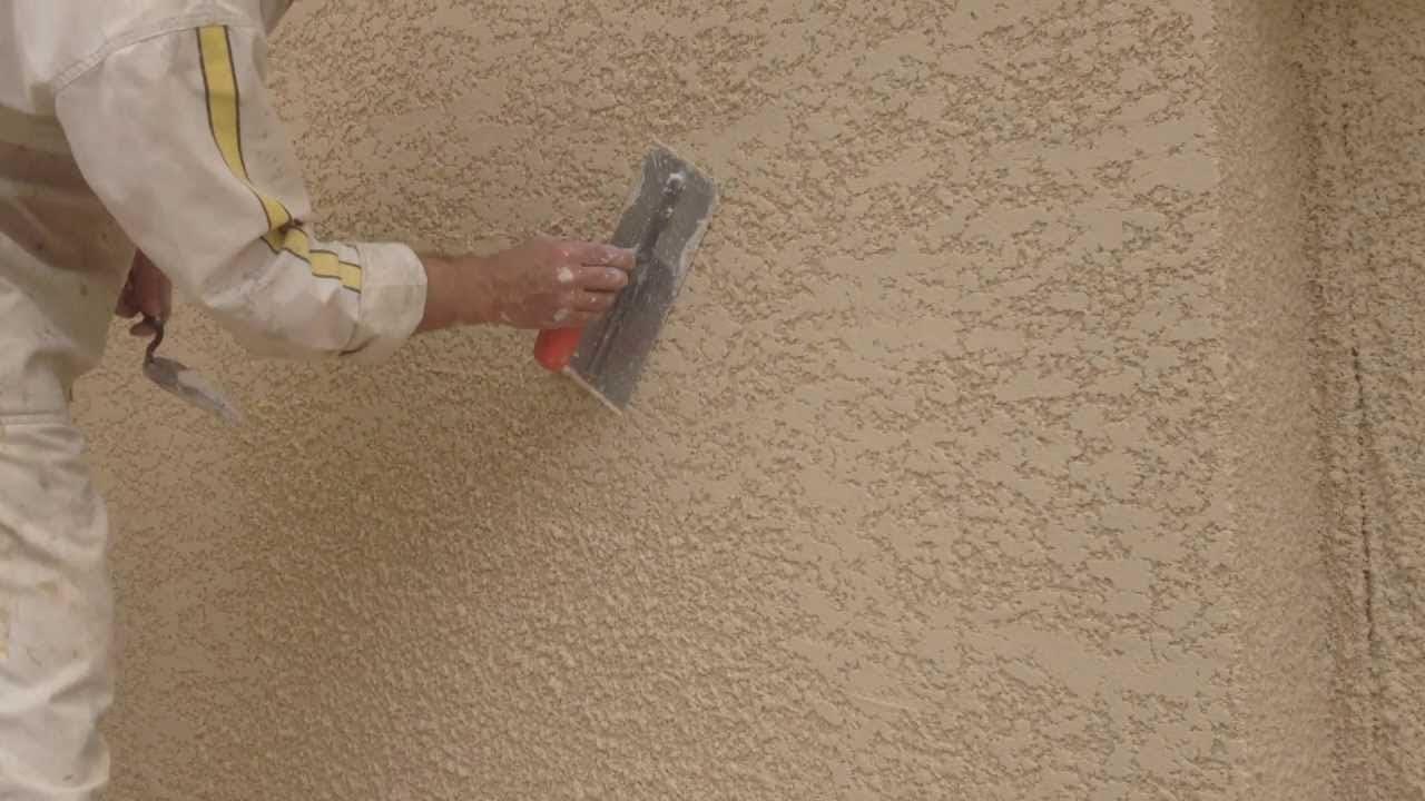 Декоративная штукатурка - лучшие красивые варианты отделки стен в интерьере 111