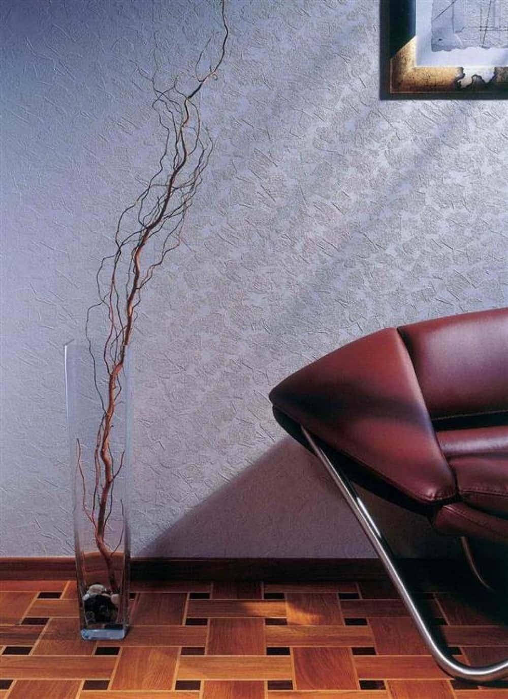 Декоративная штукатурка - лучшие красивые варианты отделки стен в интерьере 114