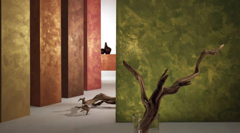 Декоративная штукатурка - лучшие красивые варианты отделки стен в интерьере 124
