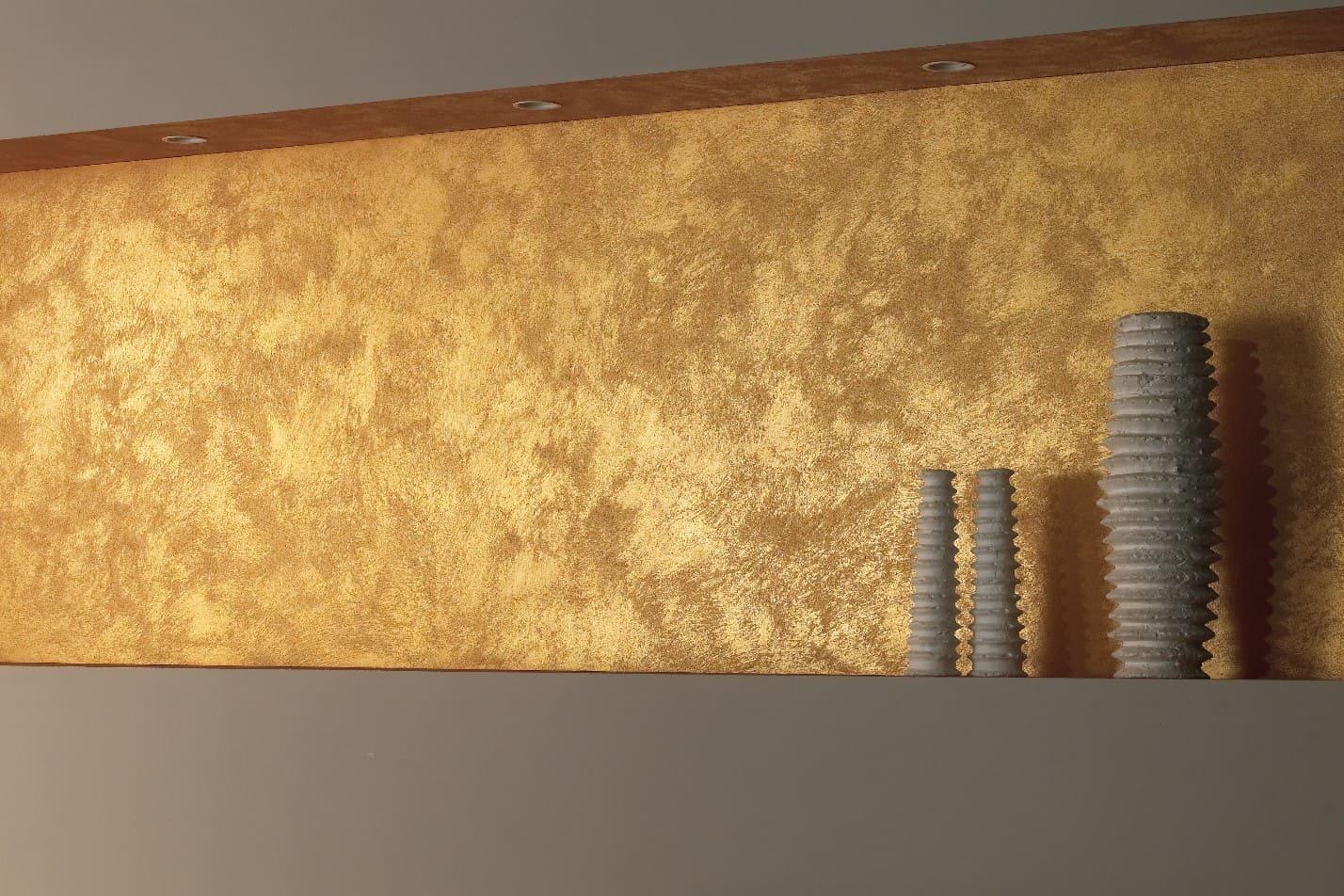 Декоративная штукатурка - лучшие красивые варианты отделки стен в интерьере 132