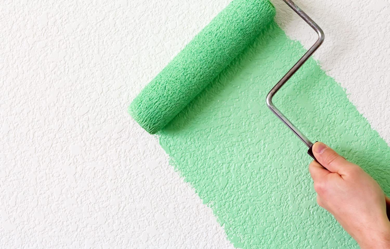 Декоративная штукатурка - лучшие красивые варианты отделки стен в интерьере 142
