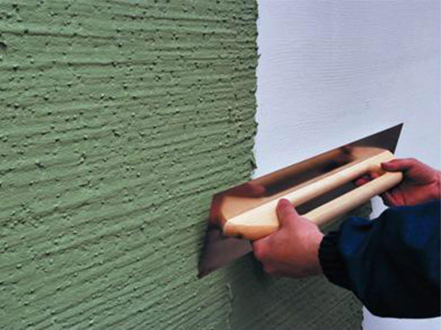 Декоративная штукатурка - лучшие красивые варианты отделки стен в интерьере 148