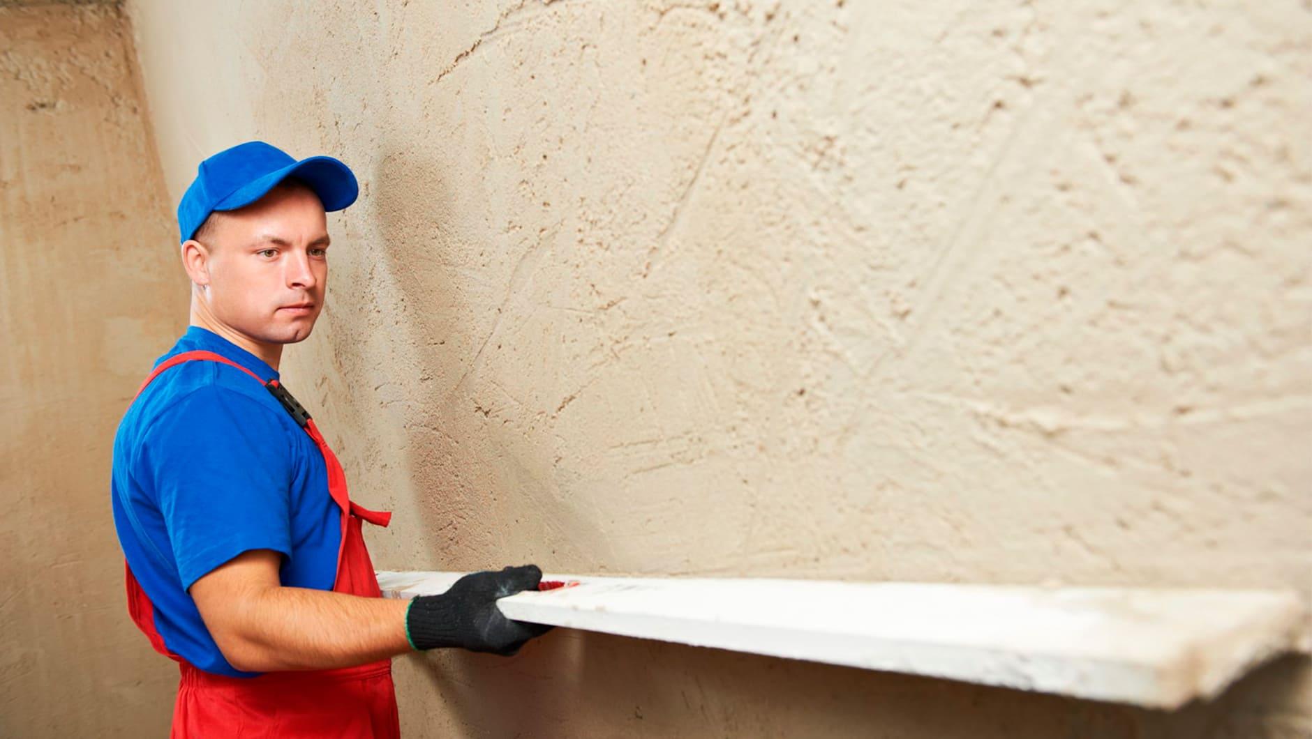 Декоративная штукатурка - лучшие красивые варианты отделки стен в интерьере 153
