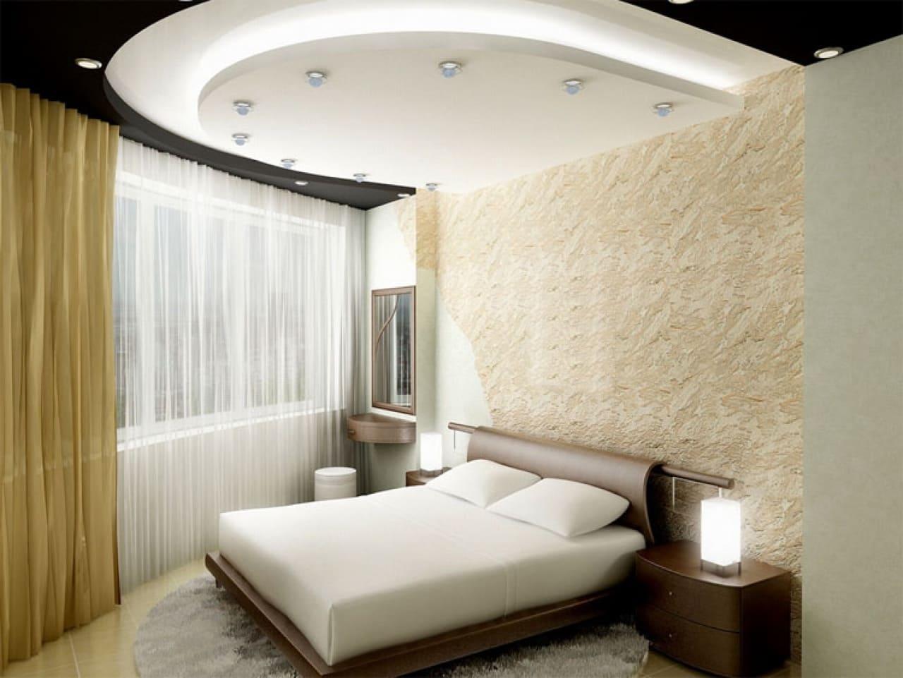 Декоративная штукатурка - лучшие красивые варианты отделки стен в интерьере 173