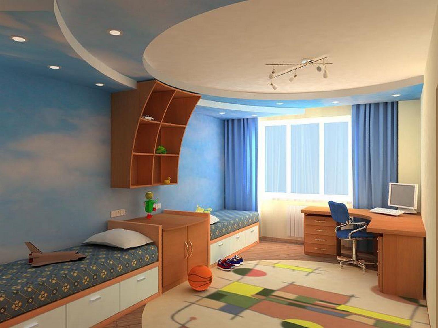 Декоративная штукатурка - лучшие красивые варианты отделки стен в интерьере 175