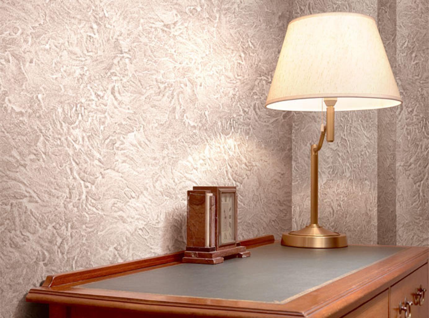 Декоративная штукатурка - лучшие красивые варианты отделки стен в интерьере 179