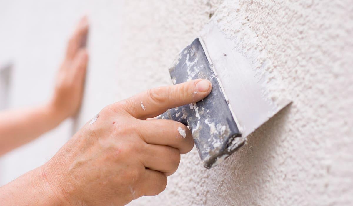 Декоративная штукатурка - лучшие красивые варианты отделки стен в интерьере 180