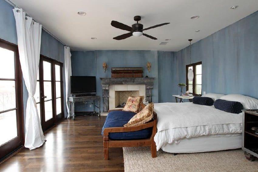 Декоративная штукатурка - лучшие красивые варианты отделки стен в интерьере 190