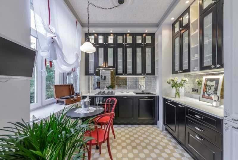 Дизайн кухни - ТОП 150 фото эксклюзивных новинок 001