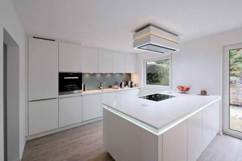 Дизайн кухни - ТОП 150 фото эксклюзивных новинок 004