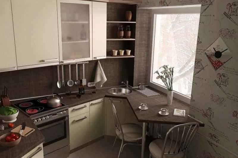 Дизайн кухни - ТОП 150 фото эксклюзивных новинок 005