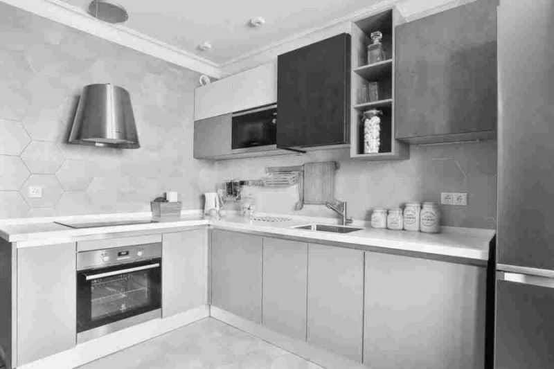 Дизайн кухни - ТОП 150 фото эксклюзивных новинок 006