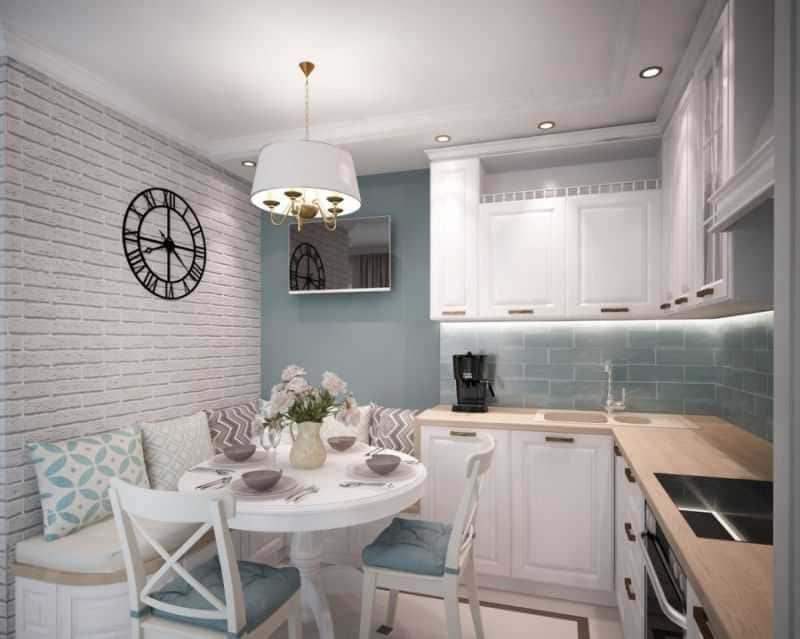Дизайн кухни - ТОП 150 фото эксклюзивных новинок 007