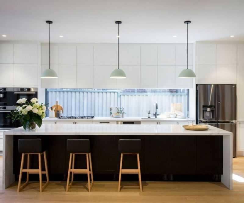 Дизайн кухни - ТОП 150 фото эксклюзивных новинок 009
