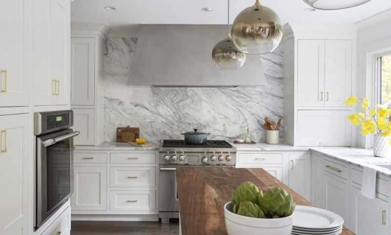 Дизайн кухни - ТОП 150 фото эксклюзивных новинок 012