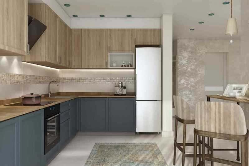 Дизайн кухни - ТОП 150 фото эксклюзивных новинок 013