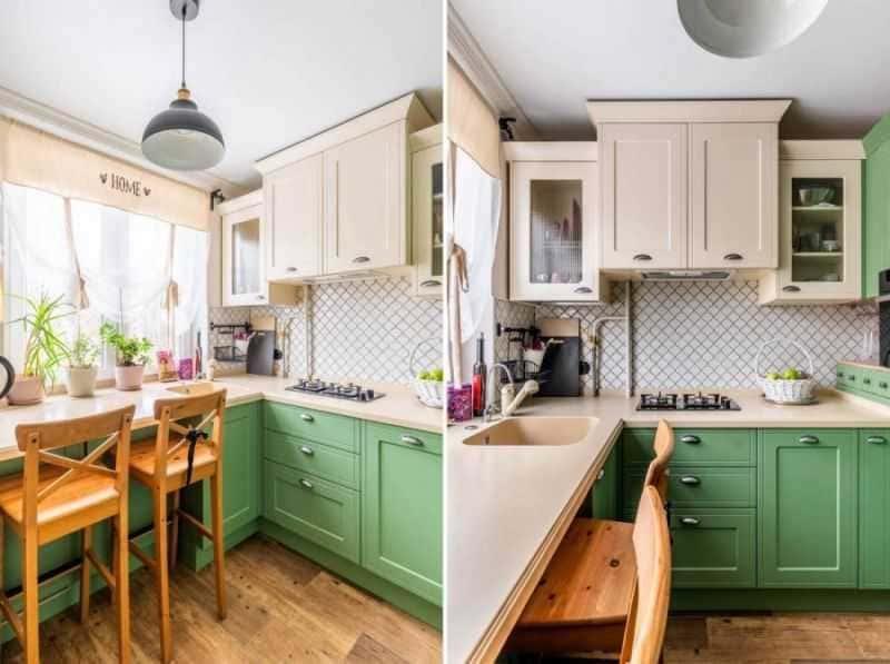 Дизайн кухни - ТОП 150 фото эксклюзивных новинок 020