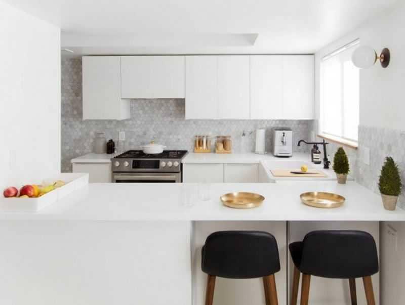 Дизайн кухни - ТОП 150 фото эксклюзивных новинок 021
