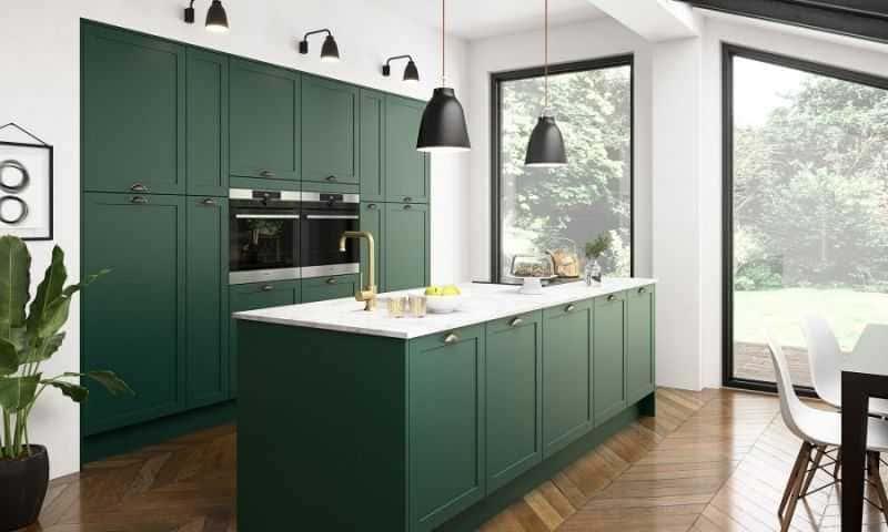 Дизайн кухни - ТОП 150 фото эксклюзивных новинок 025