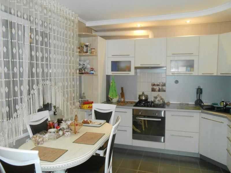 Дизайн кухни - ТОП 150 фото эксклюзивных новинок 033