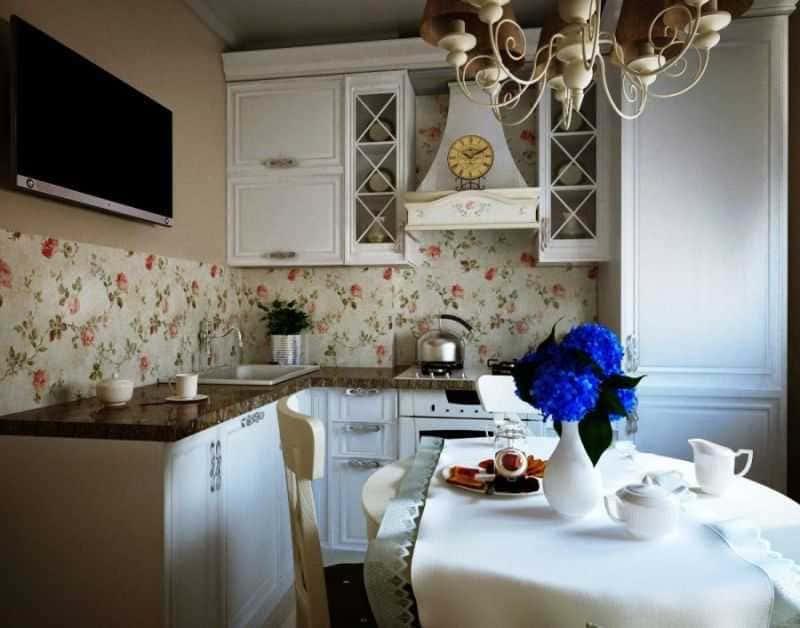 Дизайн кухни - ТОП 150 фото эксклюзивных новинок 034