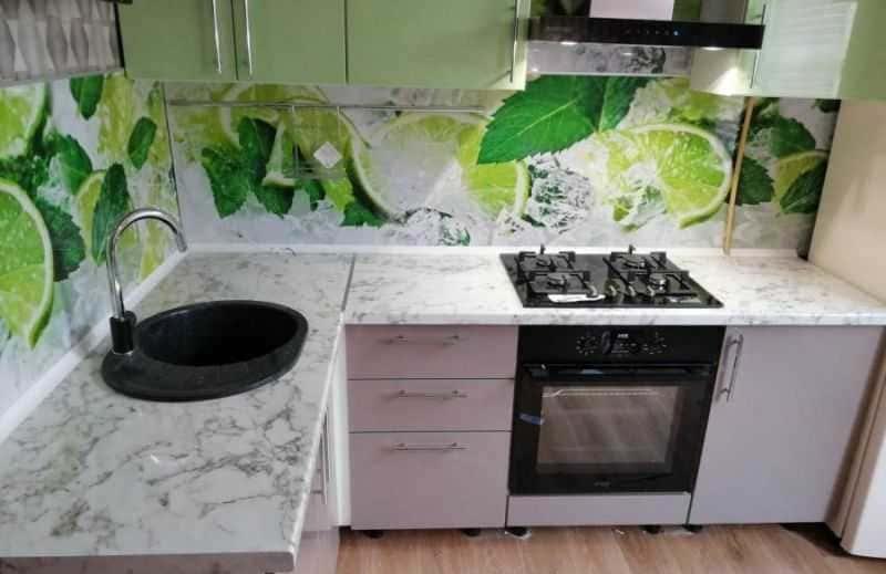 Дизайн кухни - ТОП 150 фото эксклюзивных новинок 036