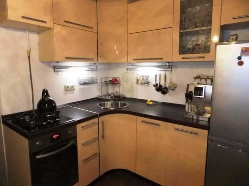Дизайн кухни - ТОП 150 фото эксклюзивных новинок 039