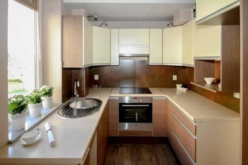 Дизайн кухни - ТОП 150 фото эксклюзивных новинок 041