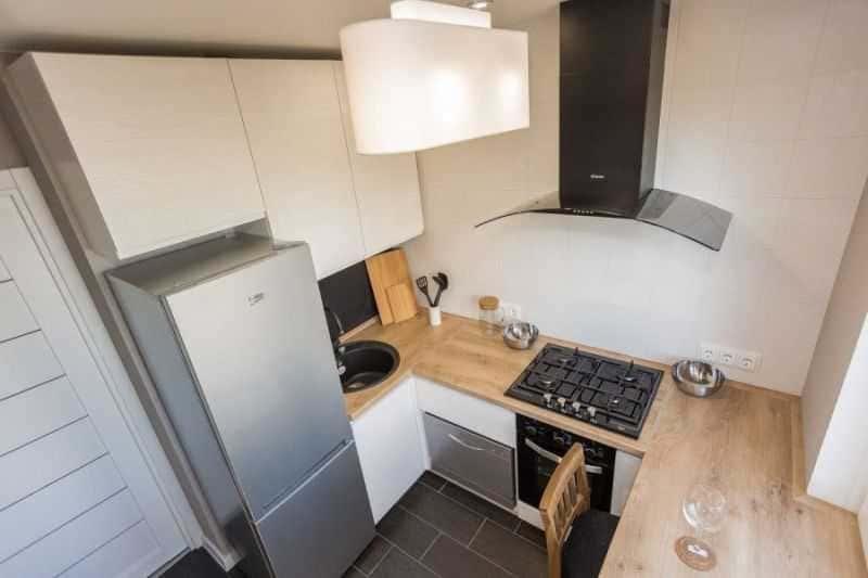 Дизайн кухни - ТОП 150 фото эксклюзивных новинок 042