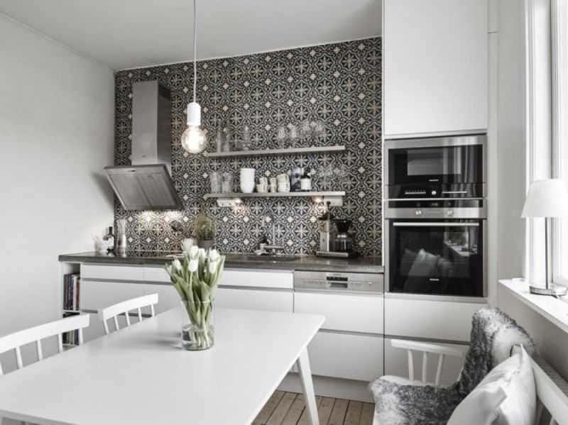 Дизайн кухни - ТОП 150 фото эксклюзивных новинок 046