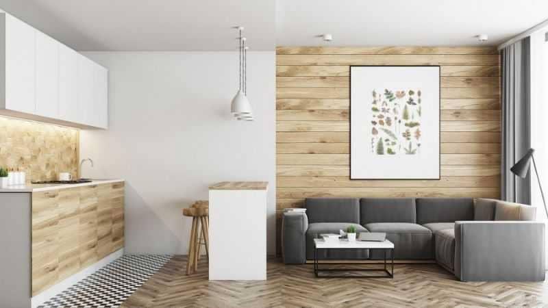 Дизайн кухни - ТОП 150 фото эксклюзивных новинок 049