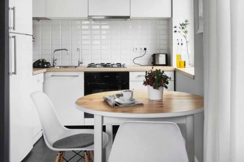 Дизайн кухни - ТОП 150 фото эксклюзивных новинок 056