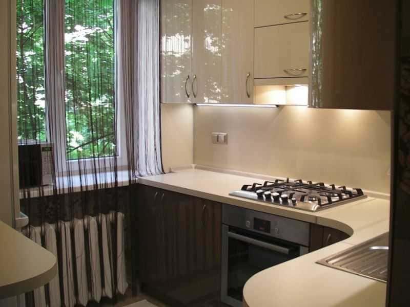 Дизайн кухни - ТОП 150 фото эксклюзивных новинок 059