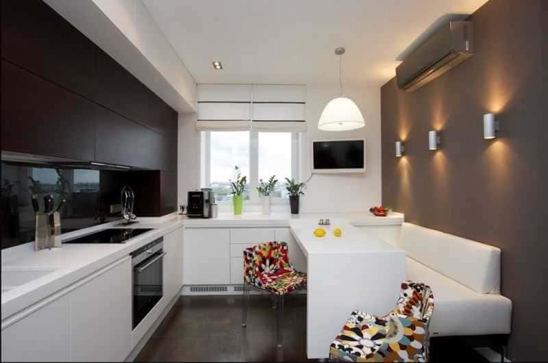 Дизайн кухни - ТОП 150 фото эксклюзивных новинок 060