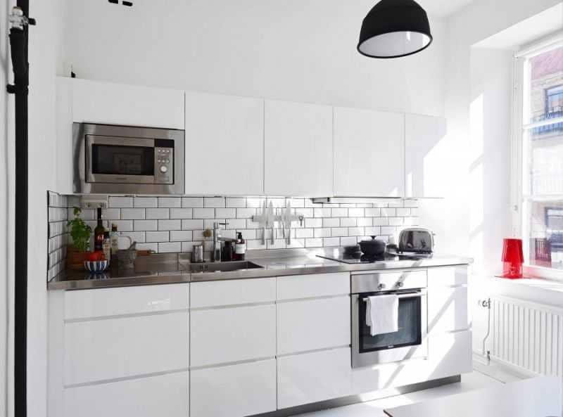 Дизайн кухни - ТОП 150 фото эксклюзивных новинок 061