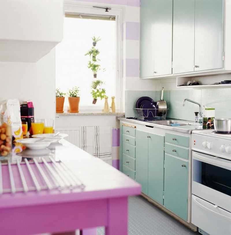 Дизайн кухни - ТОП 150 фото эксклюзивных новинок 062