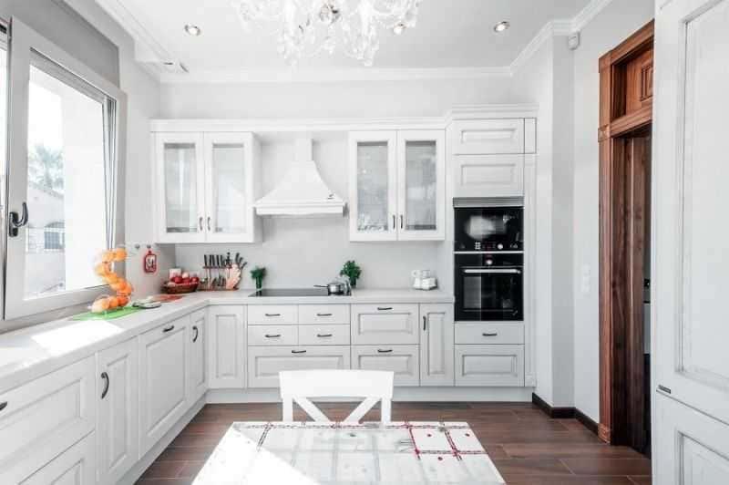 Дизайн кухни - ТОП 150 фото эксклюзивных новинок 068