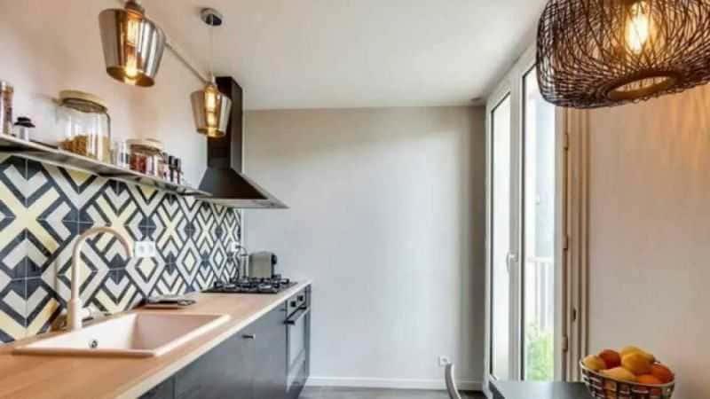 Дизайн кухни - ТОП 150 фото эксклюзивных новинок 074