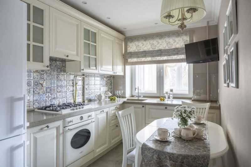 Дизайн кухни - ТОП 150 фото эксклюзивных новинок 076
