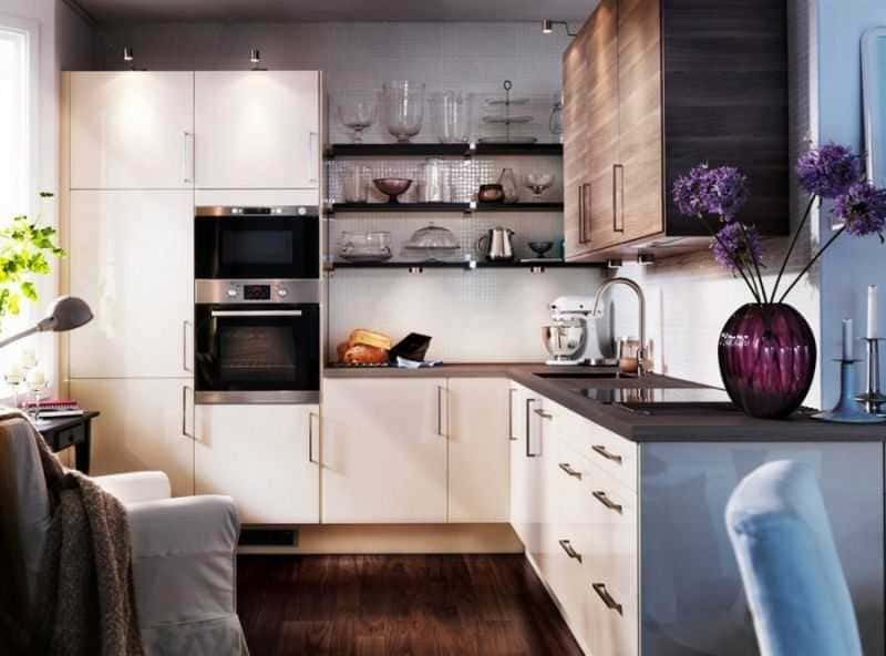 Дизайн кухни - ТОП 150 фото эксклюзивных новинок 079