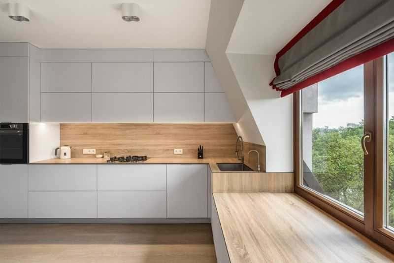 Дизайн кухни - ТОП 150 фото эксклюзивных новинок 080