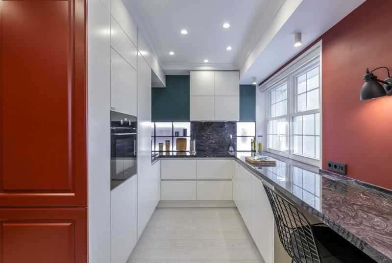 Дизайн кухни - ТОП 150 фото эксклюзивных новинок 081
