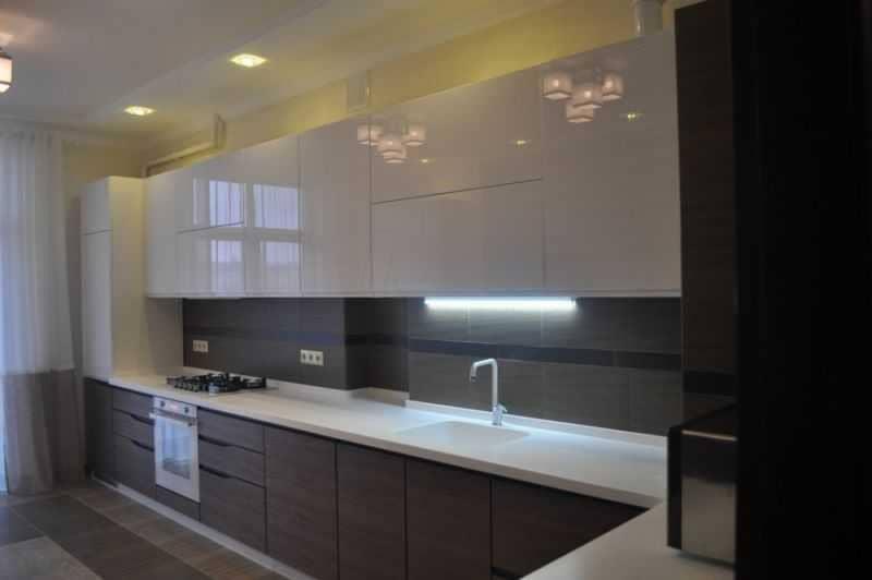Дизайн кухни - ТОП 150 фото эксклюзивных новинок 083