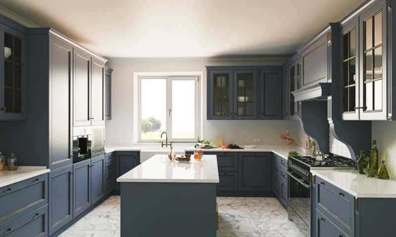 Дизайн кухни - ТОП 150 фото эксклюзивных новинок 085