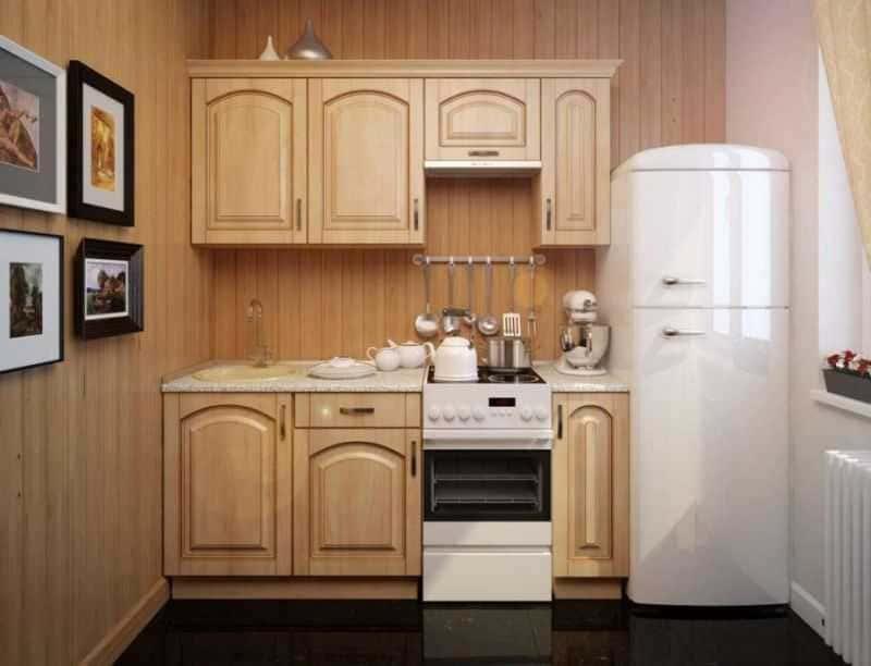 Дизайн кухни - ТОП 150 фото эксклюзивных новинок 089