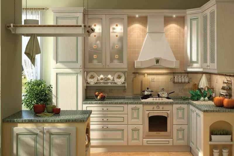 Дизайн кухни - ТОП 150 фото эксклюзивных новинок 096